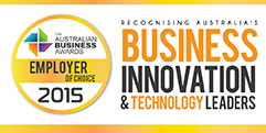 Australia Business Award Winner 2015