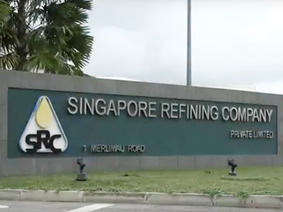 Singapore Refinig Company Video
