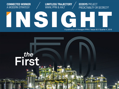 Insight, magazine, Issue 43, The First 50