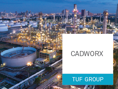 TUF group, CADWorx