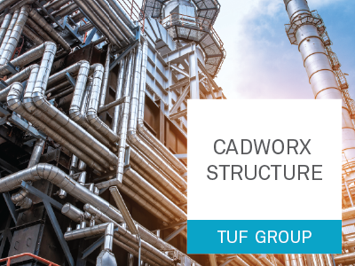 TUF group, CADWorx Structure
