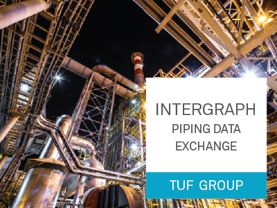 TUF group, Intergraph, Piping Data Exchange