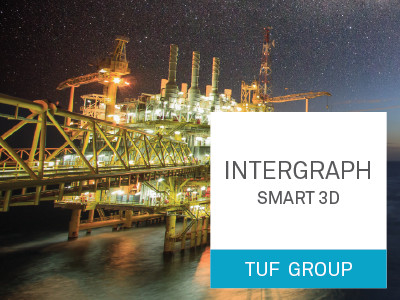 TUF group, Intergraph, Smart 3D