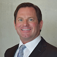Steve King, Senior Vice President of Global Accounts, headshot