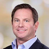 Steve King, Executive Vice President & Chief Revenue Officer