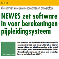 CAD Magazine, NEWES Improves Pipe Design, Dutch, Article