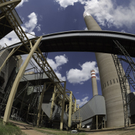 Eskom Matimba power plant in Limpopo Province South Africa