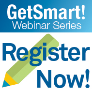 GetSmart! Webinar Series, thumbnail, register now