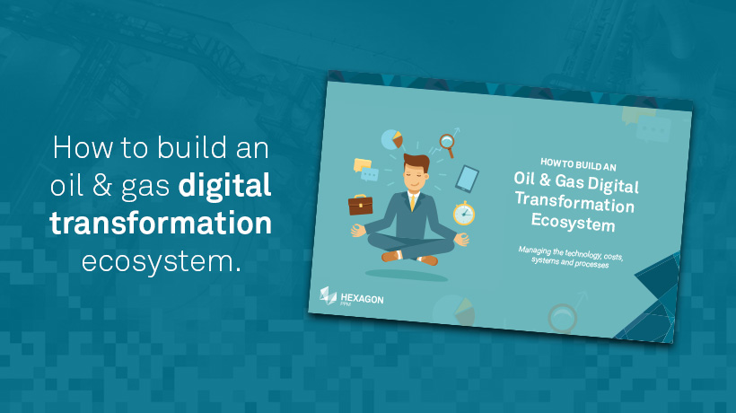How to build an oil & gas digital transformation ecosystem