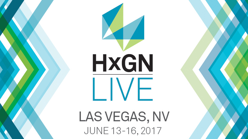 HxGN Live, Hexagon, 2017, Las Vegas