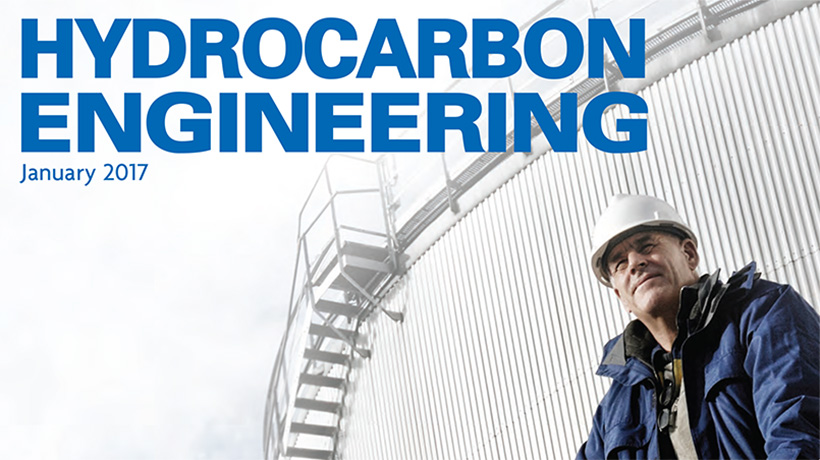 Hydrocarbon Engineering, Magazine, Jan 2017, Up to Code