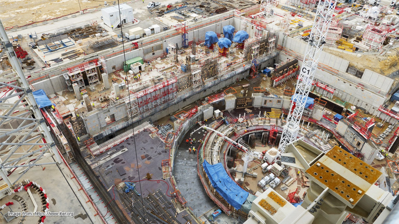 How SmartPlant Materials is managing the needles in the haystack on the ITER mega project