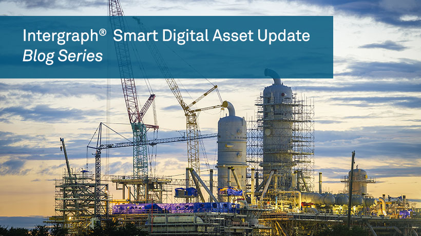 Intergraph, Smart Digital Asset, Update, Blog