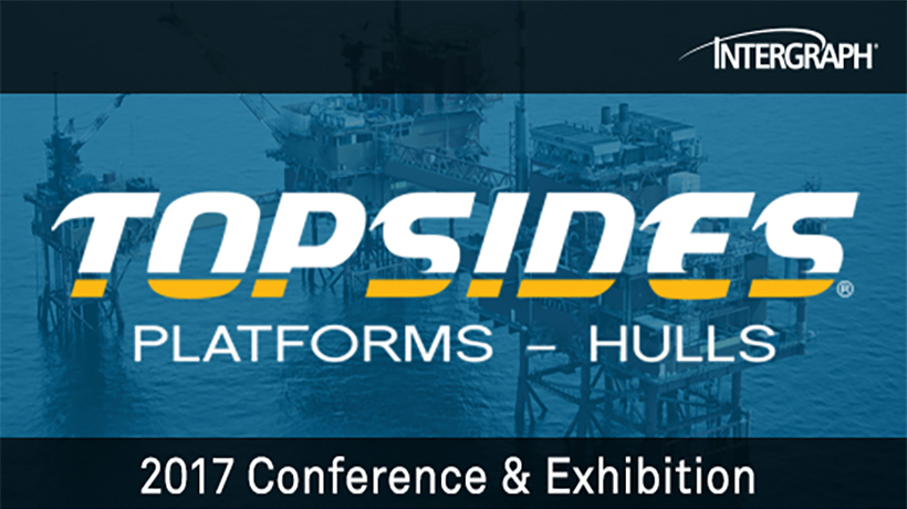 Intergraph visits Topsides 2017
