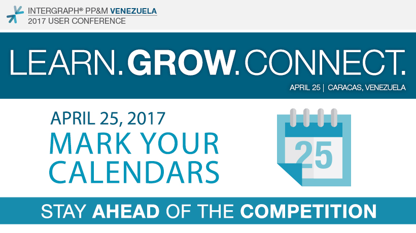 User Conference 2017, Venezuela, Save the Date