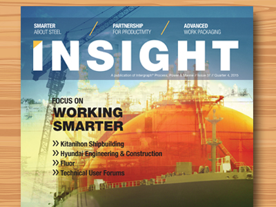 Isight Issue 37, 2015 Cover