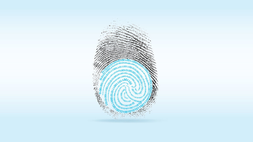 shape of potential, single source, truth, finger print