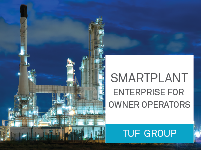 TUF group, Intergraph, SmartPlant Enterprise for Owner Operators