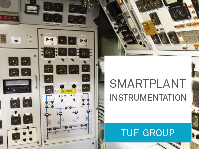 TUF group, Intergraph, SmartPlant Instrumentation