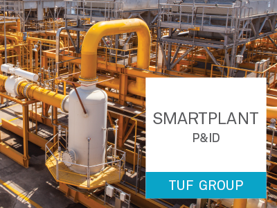 TUF group, Intergraph, SmartPlant P&ID
