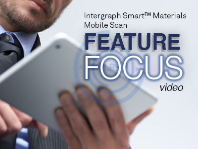 Feature Focus Video for Mobile Scan