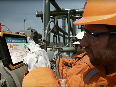 Video MaximizingProductivity Intergraph-eVision