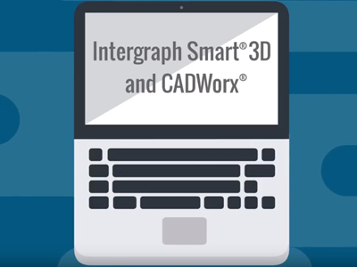 Upgrading from PDS to Intergraph Smart 3D and CADWorx, video