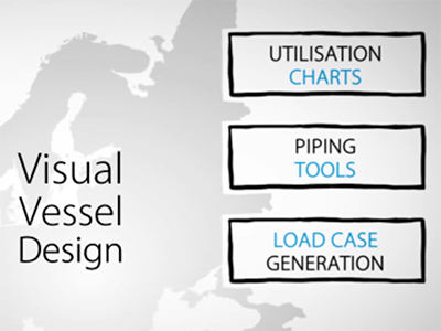 Intergraph, Visual Vessel Design, VVD, Analysis, video