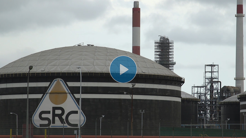 Singapore Refining Company, SRC, Video
